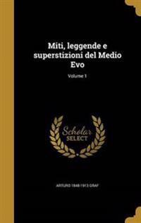 ITA-MITI LEGGENDE E SUPERSTIZI