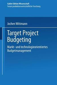 Target Project Budgeting
