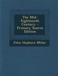Mid-Eighteenth Century