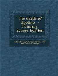 The death of Ugolino