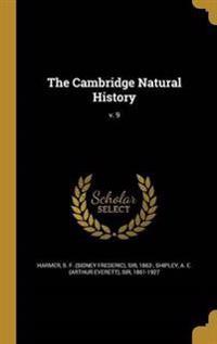 CAMBRIDGE NATURAL HIST V 9