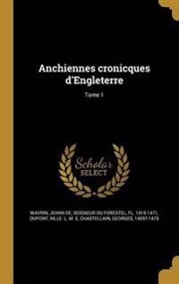 FRE-ANCHIENNES CRONICQUES DENG