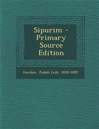 Sipurim - Primary Source Edition