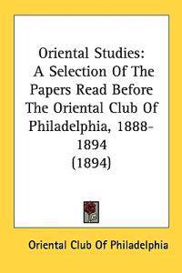 Oriental Studies