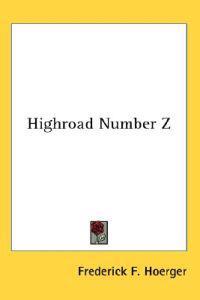 Highroad Number Z
