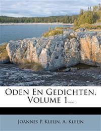 Oden En Gedichten, Volume 1...
