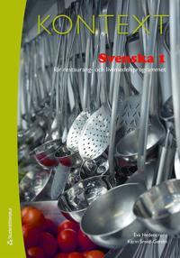 Kontext 1 Restaurang- och livsmedelsprogrammet