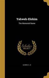 YAHWEH-ELOHIM