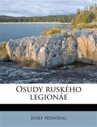 Osudy ruského legionáe