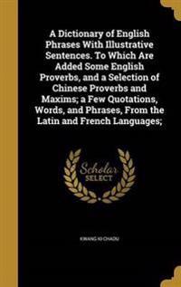 DICT OF ENGLISH PHRASES W/ILLU