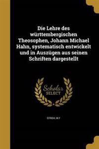 GER-LEHRE DES WURTTEMBERGISCHE