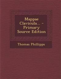 Mappae Clavicula...