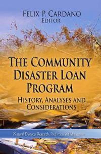 The Community Disaster Loan Program