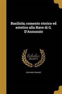 ITA-BASILIOLA COMENTO STORICO