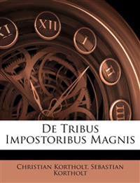 De Tribus Impostoribus Magnis