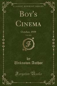 Boy's Cinema, Vol. 1035