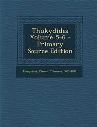 Thukydides Volume 5-6