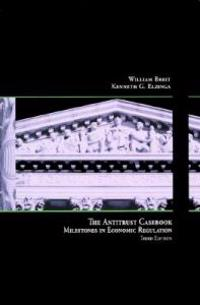 Antitrust Casebook: Milestones Econ Re