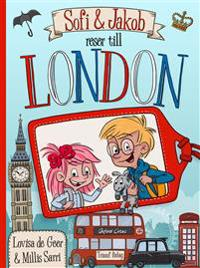 Sofi & Jakob reser till London