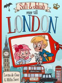 Sofi och Jakob reser till London
