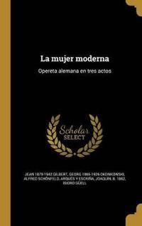 SPA-MUJER MODERNA
