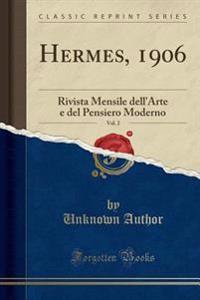 Hermes, 1906, Vol. 2