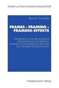 Frames -- Framing -- Framing-Effekte