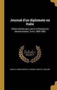 FRE-JOURNAL DUN DIPLOMATE EN I