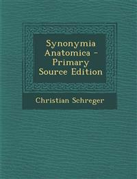Synonymia Anatomica