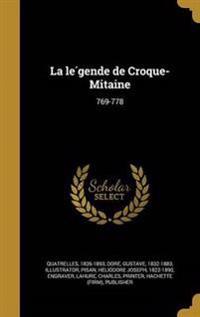 FRE-GENDE DE CROQUE-MITAINE