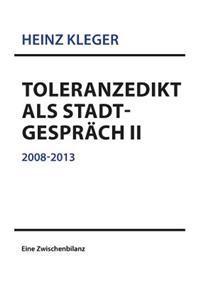 Toleranzedikt ALS Stadtgesprach II