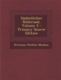 Sudostlicher Bildersaal, Volume 3 - Primary Source Edition
