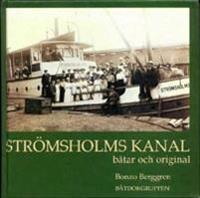 Strömsholms kanal : båtar och original