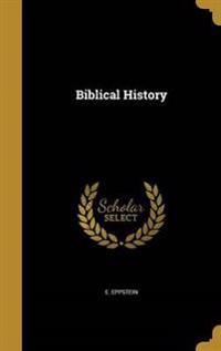 BIBLICAL HIST