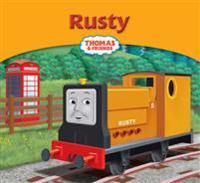 Rusty -  - böcker (9781405226561)     Bokhandel