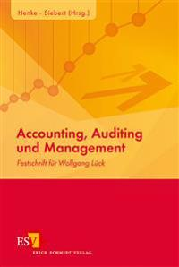 Accounting, Auditing und Management