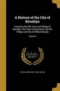 HIST OF THE CITY OF BROOKLYN