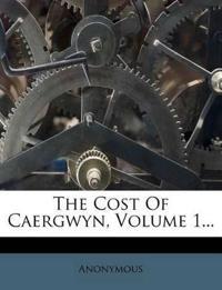 The Cost Of Caergwyn, Volume 1...