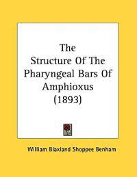 The Structure Of The Pharyngeal Bars Of Amphioxus