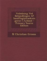 Veiledning Ved Behandlingen Af Sandflugtstraekningerne I Jylland - Primary Source Edition