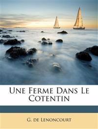 Une Ferme Dans Le Cotentin