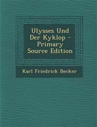 Ulysses Und Der Kyklop