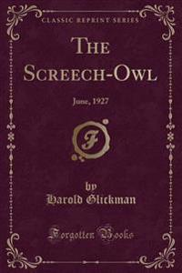 The Screech-Owl