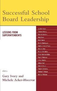 Successful School Board Leadership
