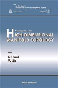 High-Dimensional Manifold Topology