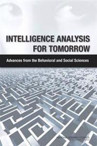 Intelligence Analysis for Tomorrow