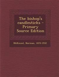 The bishop's candlesticks