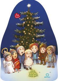 Jul i Svingen. Julekalender 2017