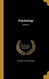 PSYCHOLOGY V01