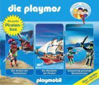Die Playmos - Die große Piraten-Box